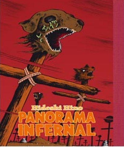 Panorama Infernal Book Cover