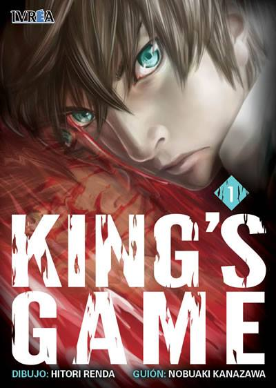 King's Game Book Cover