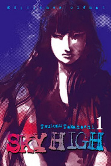 Skyhigh Book Cover