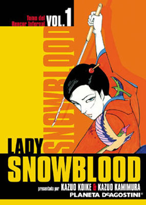 Lady Snowblood Book Cover