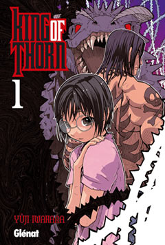 Ibara no Ou (King of Thorn) Book Cover