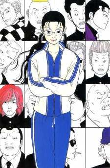 Gokusen Book Cover