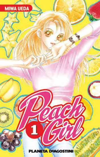 Peach Girl Book Cover